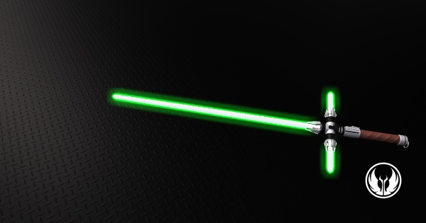 Adaptive Saber Parts Lightsaber I Have Constructed My Saber And The Crystals Are Red And Green Star Wars Rpg Lightsaber Star Wars Boba Fett