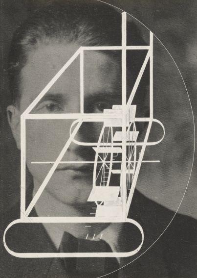 Marcel Duchamp (Man Ray)