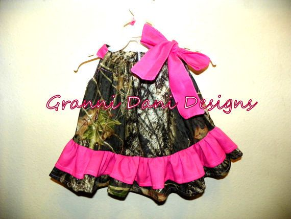 Baby Girl Camo Clothes New Mossy Oak Double Ruffle Hot Pink Baby Girl 0 3 6 9 12 18 Months 2T Decorating Inspiration