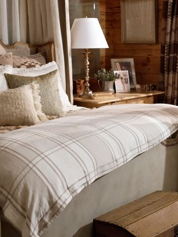 Alpine Lodge Bed Collection Ralph Lauren Home Bed