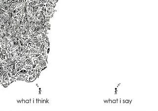 pretty much but other times am actually thinking completely zilch just have zoned off entirely & disengaged.