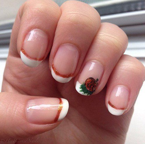20 Amazing Nail Art Designs For Pretty Girls Nail Outlines Pattern