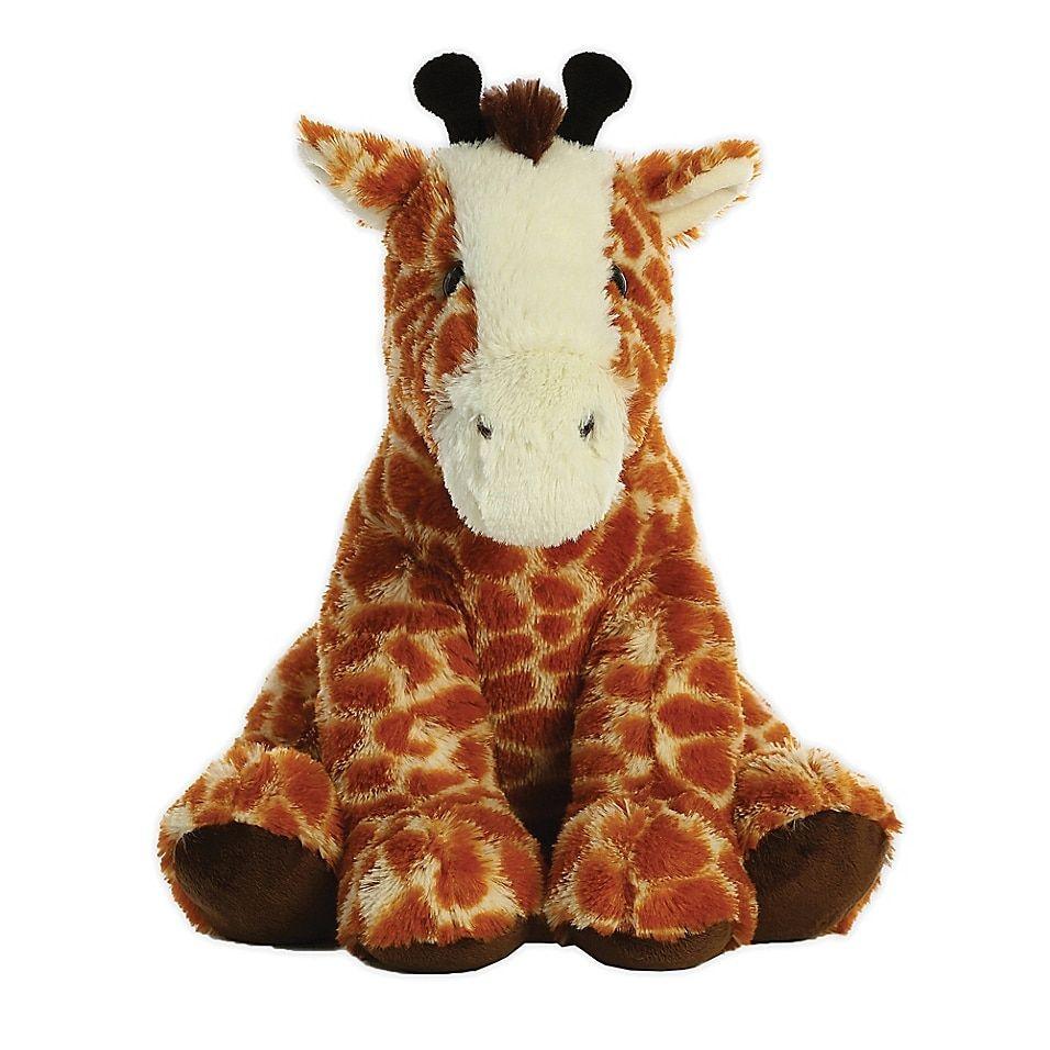 Aurora World 14 Giraffe Plush Toy Multi Giraffe Plush Giraffe Plush Toy [ 956 x 956 Pixel ]