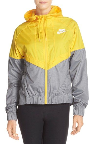 Nike 'Windrunner' Water Repellent Jacket