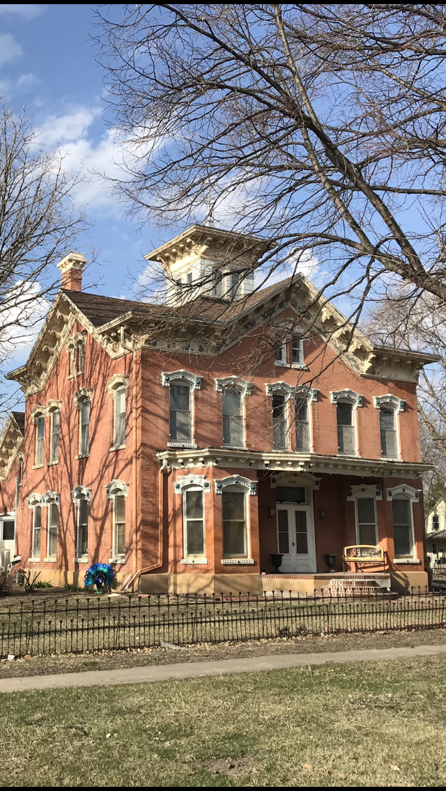 Murphy House Onawa Iowa Victorian House Victorian Homes House