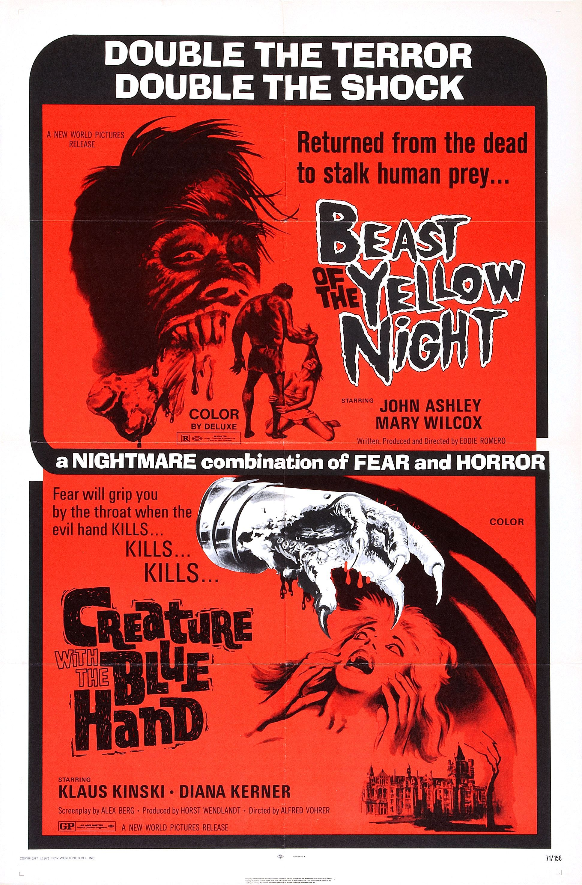 Watch Creature with the Blue Hand Full-Movie Streaming