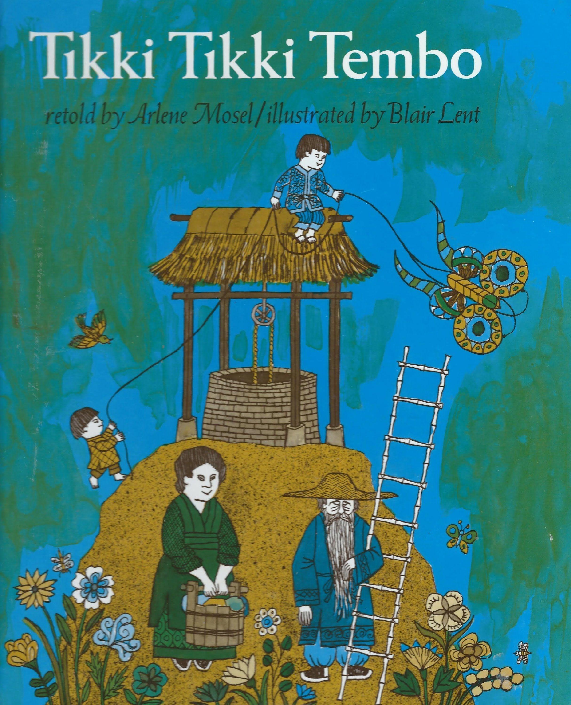 Tikki Tikki Tembo Ancient China