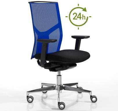 Comprar Silla de oficina 24 horas Do-aticakata s2720 ...