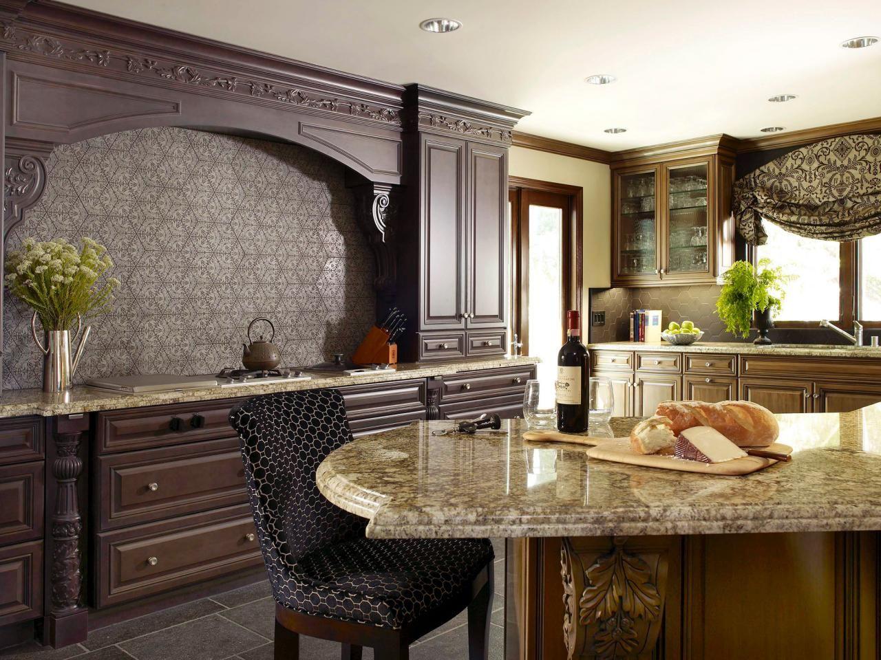 - Kitchen Countertops: Beautiful, Functional Design Options