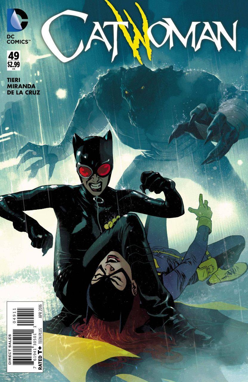 Batgirl #49 DC Comics New 52