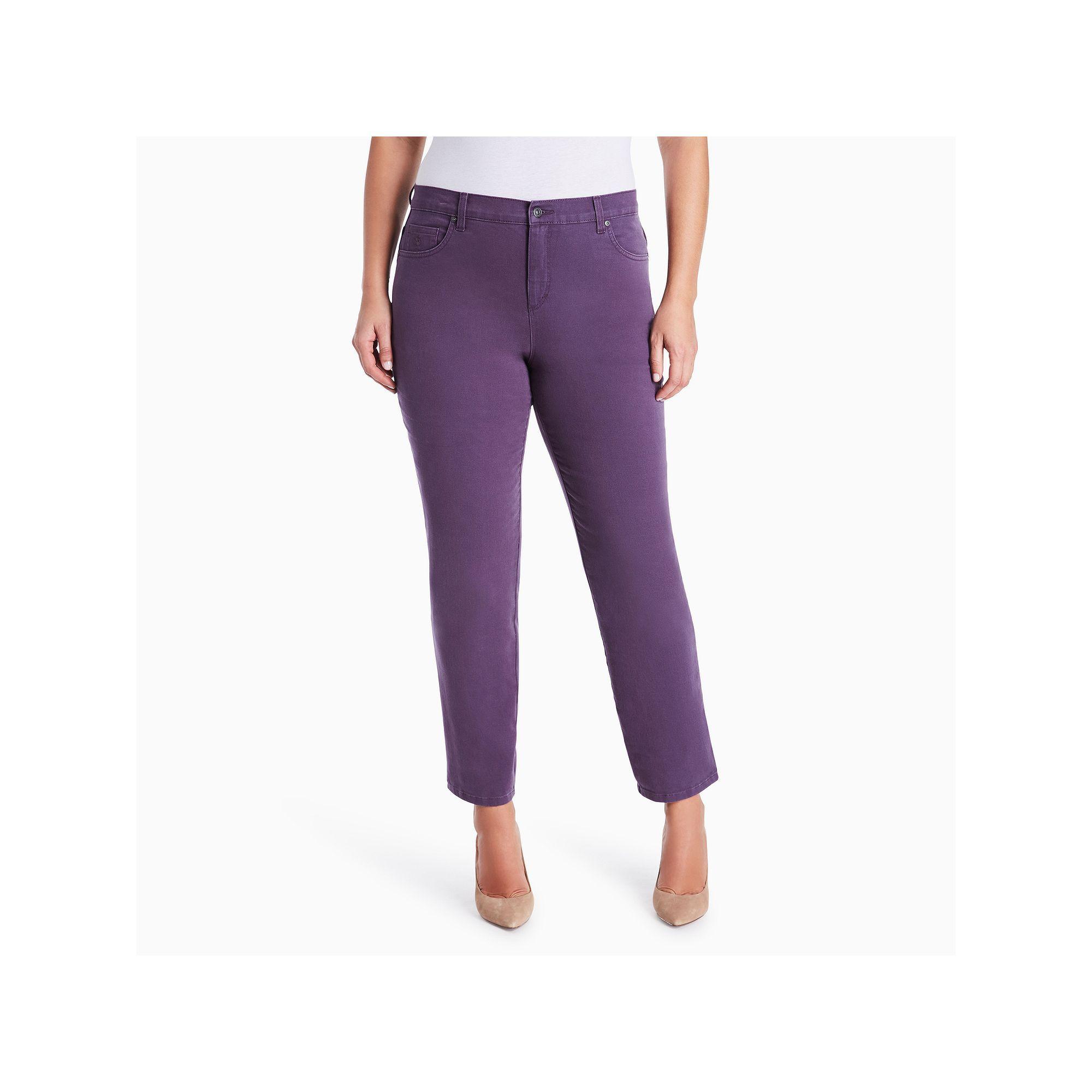 3c3dedd2ec4 Plus Size Gloria Vanderbilt Amanda Classic Tapered Jeans