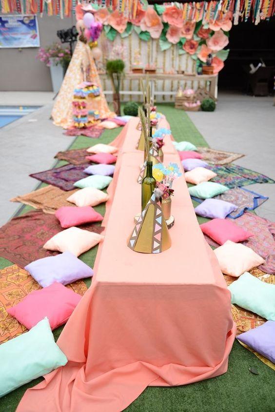 Fiesta con temática de atrapasueños | Atrapasueños, Tematica y Fiestas