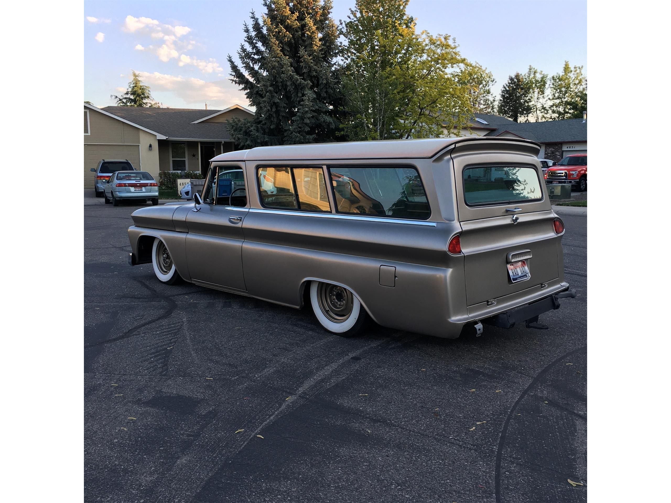 1965 Chevrolet Suburban For Sale Listing Id Cc 1089007