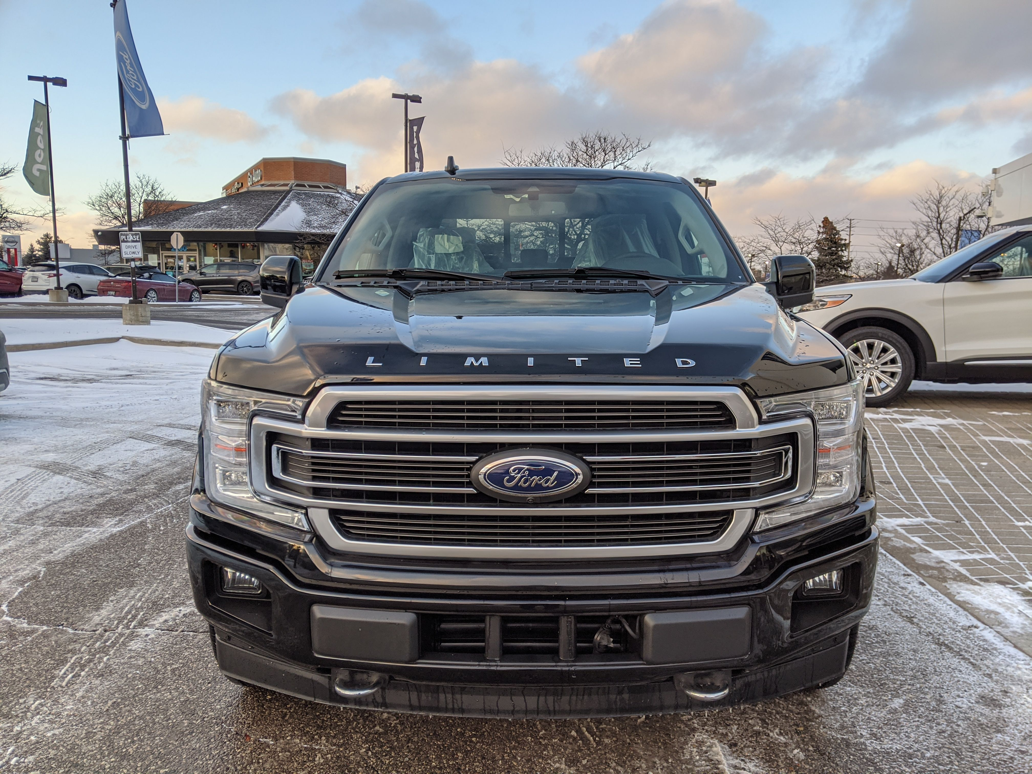 Sold This Bold Truck Meadowvale Ford Is Offering An Additional 1000 Trade In Bonus On Top Of All Other Discounts From Ford In 2020 Ford F150 Ford F150 Platinum F150