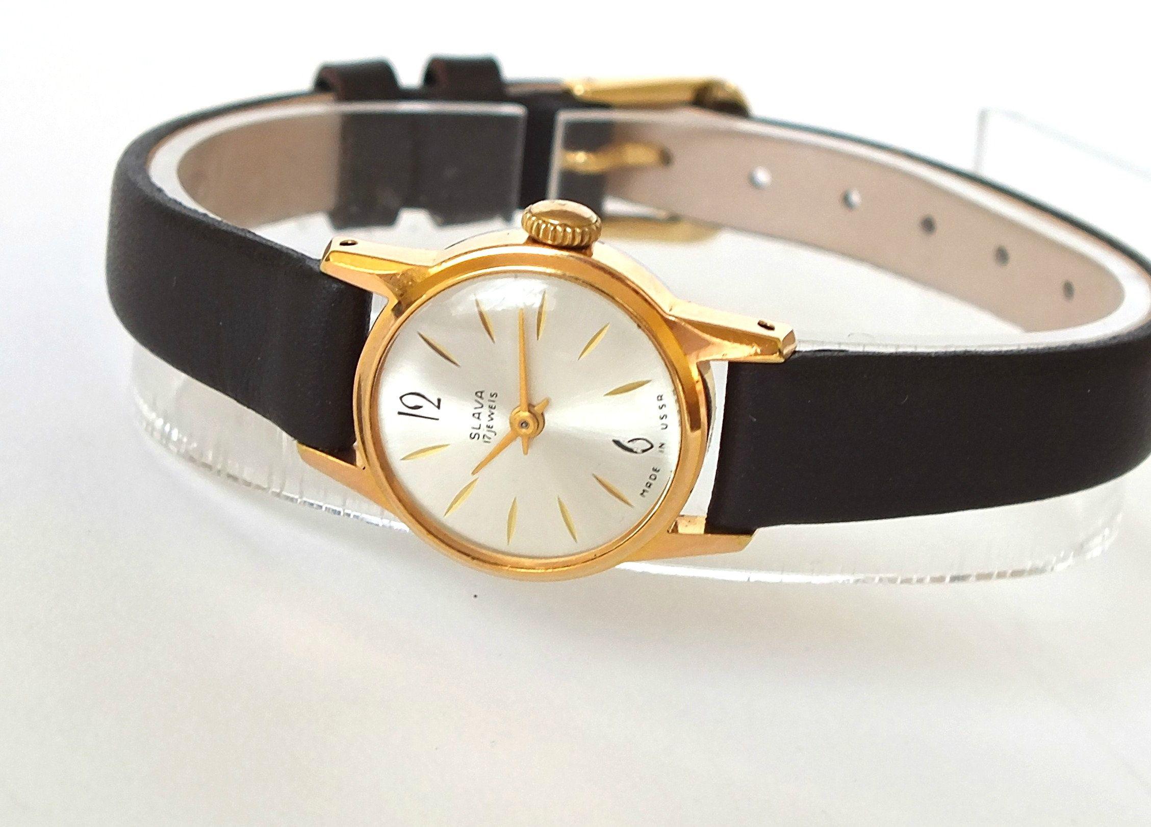 1108a62d43c Small elegant womens watch rare ladies wrist watch slava glory jpg  2257x1621 Elegant ladies gold watches