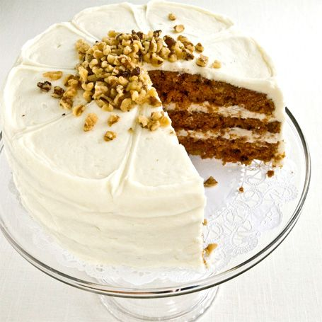 Carrot Layer Cake from A Piece of Cake Inc in Atlanta Best I