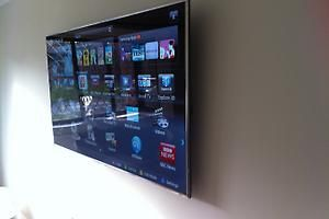 Samsung Led Tv Wall Mounted My Must Have Couch Tv Home