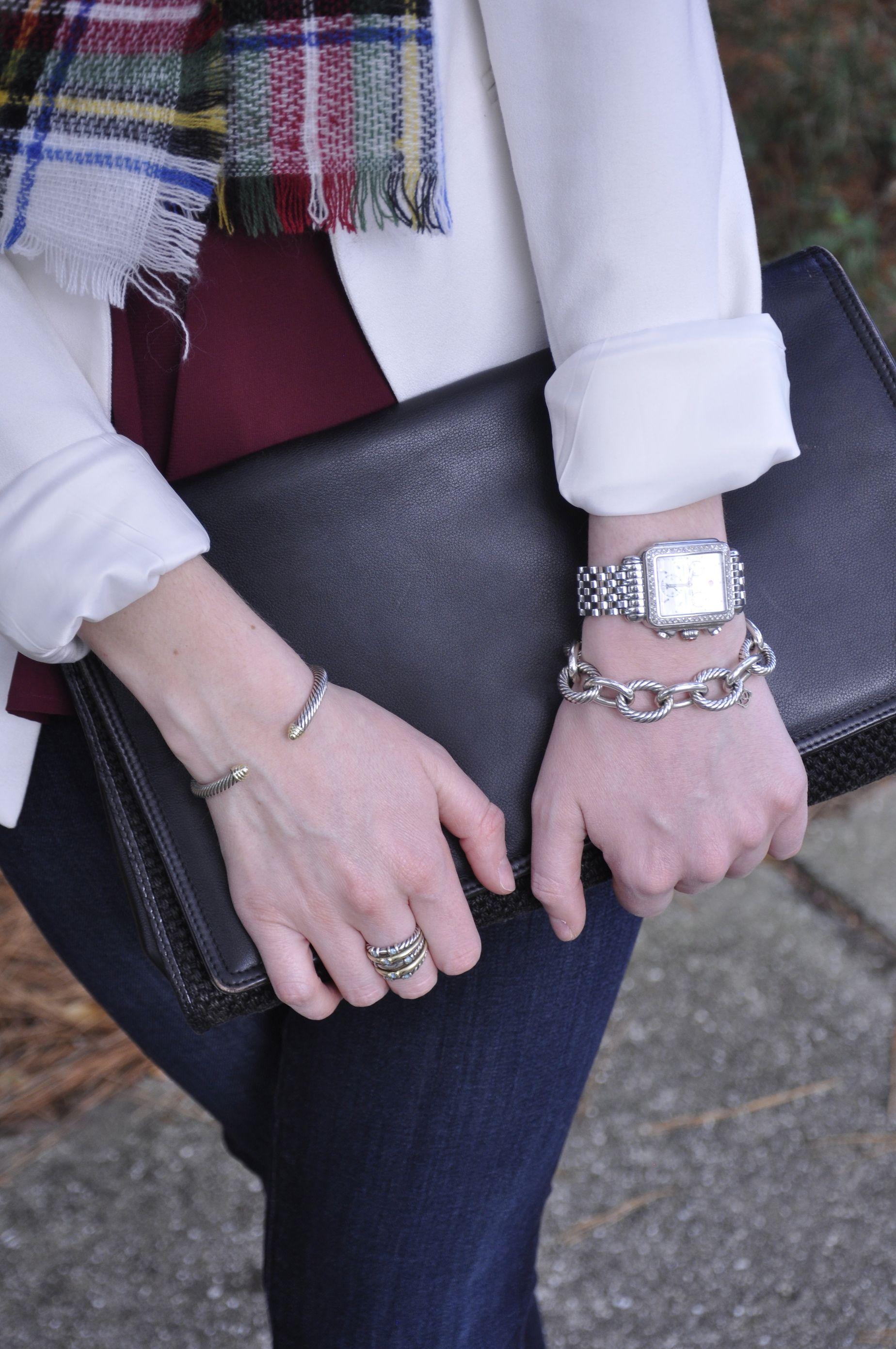 31a7fcb27 Michele Watch | David Yurman Bracelets | Fall | Winter in 2019 ...