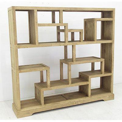 biblioth que d structur e octave en vente sur. Black Bedroom Furniture Sets. Home Design Ideas