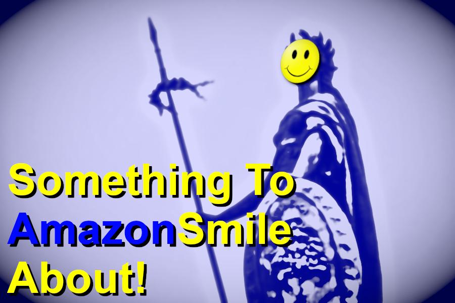 Something To AmazonSmile About 100 million dollars