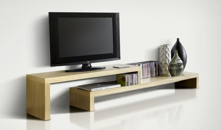 Meuble TV design CLIFF | Coin TV | Pinterest | TVs, Tv stands and ...