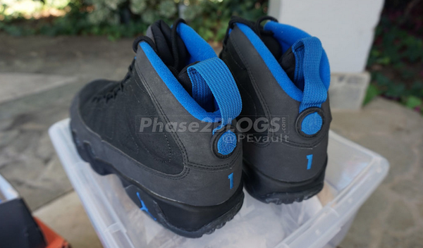buy popular 60908 812cd Air Jordan 9 Penny Hardaway P.E. | Bryan's | Sneakers, Shoes ...