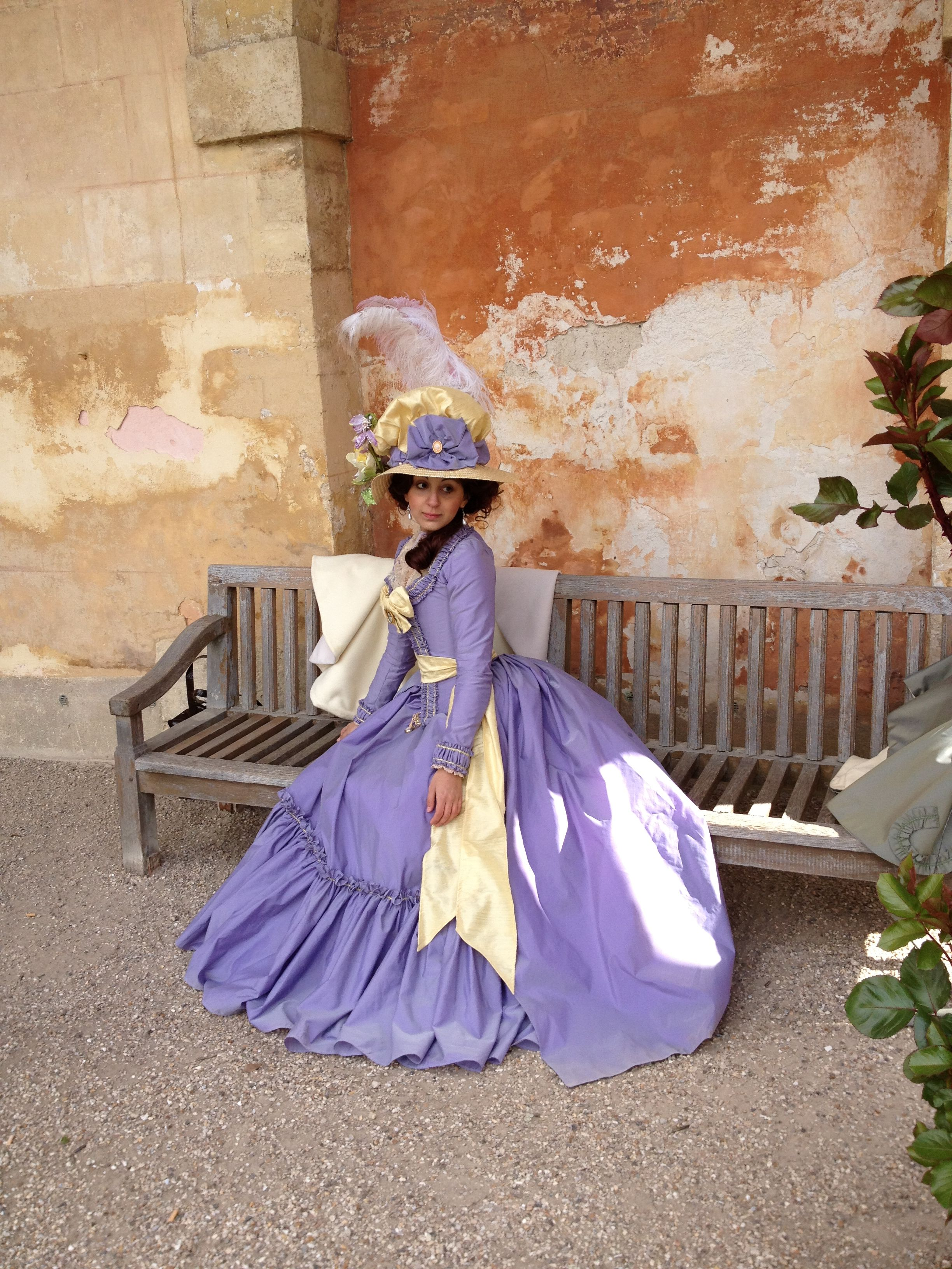 Robe à l'anglaise - XVIII century
