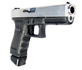 G I  Glock 21  50 Combat Gun Test | Guncrafter Industries