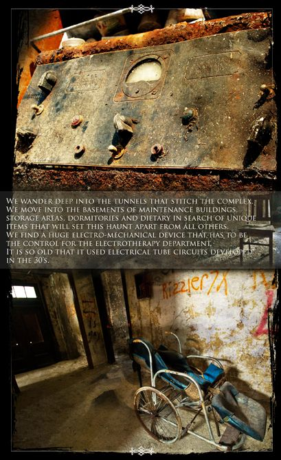 Haunted House In Philadelphia Pennsylvania Pennhurst Asylum Haunted House Haunting Scary Places