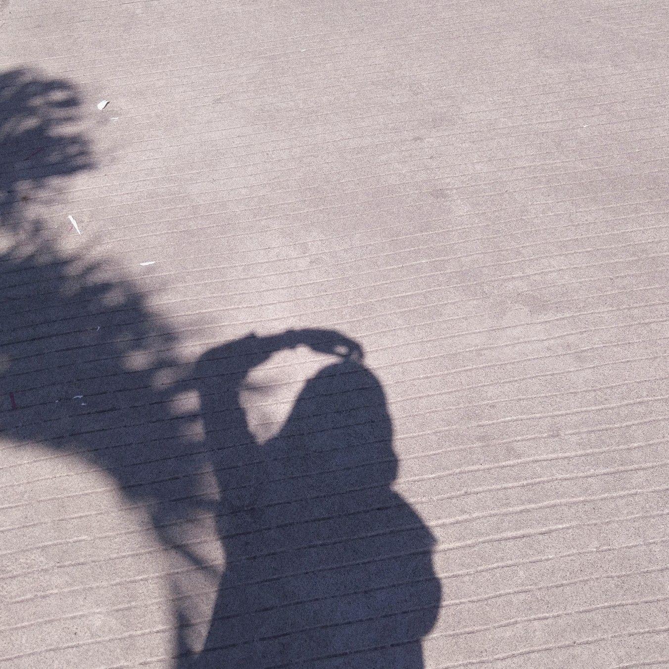 Aesthetic Hijab Girl Shadow Hijab Aesthetic Instagram Aesthetic