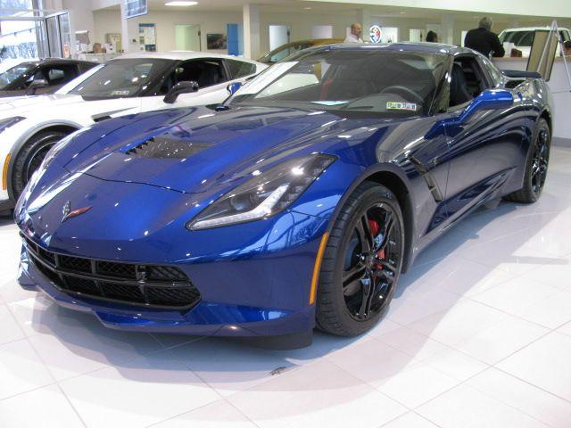 Removable Roof Panel Carbon Fiber Painted Body Color Roof Panels Chevy Corvette Corvette Stingray