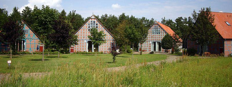 Das Rundlingsdorf Sagasfeld - ein echtes Wellnessdorf in der Lüneburger Heide