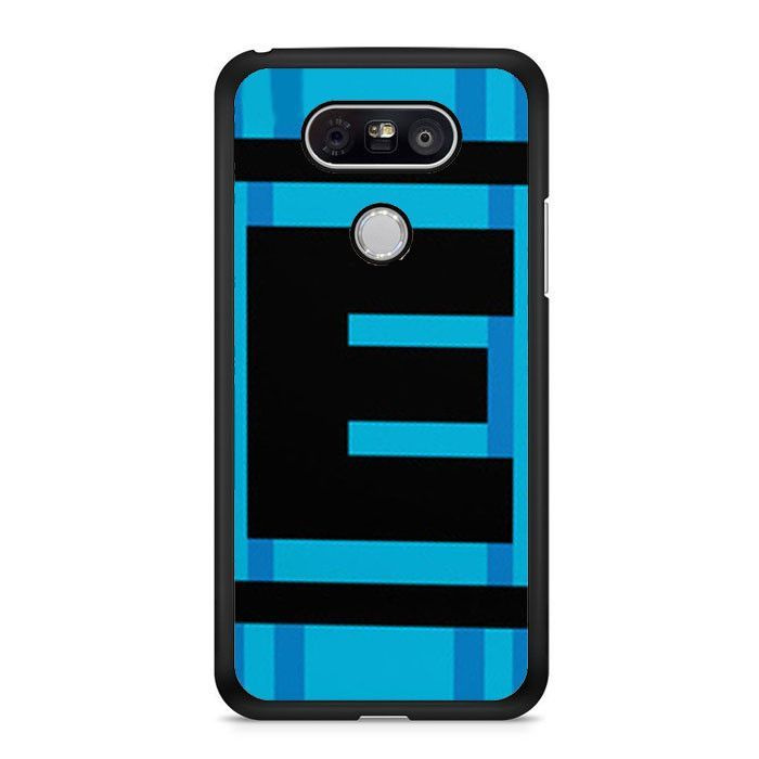 Mega Man E Tank Energy Drink LG G6 Case Dewantary