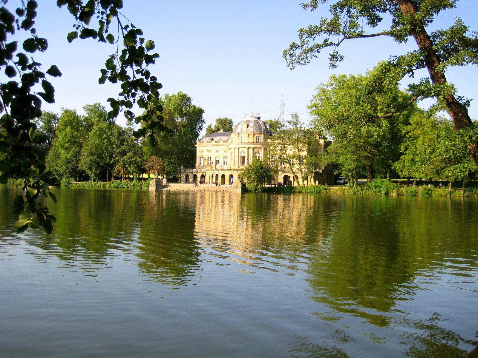 Schloss Monrepos Ludwigsburg Germany Wonderful Places Royal Residence Places