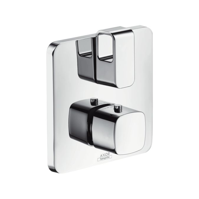 Photo Gallery In Website Thermostatic mixer for concealed installation with shut off diverter valve Art