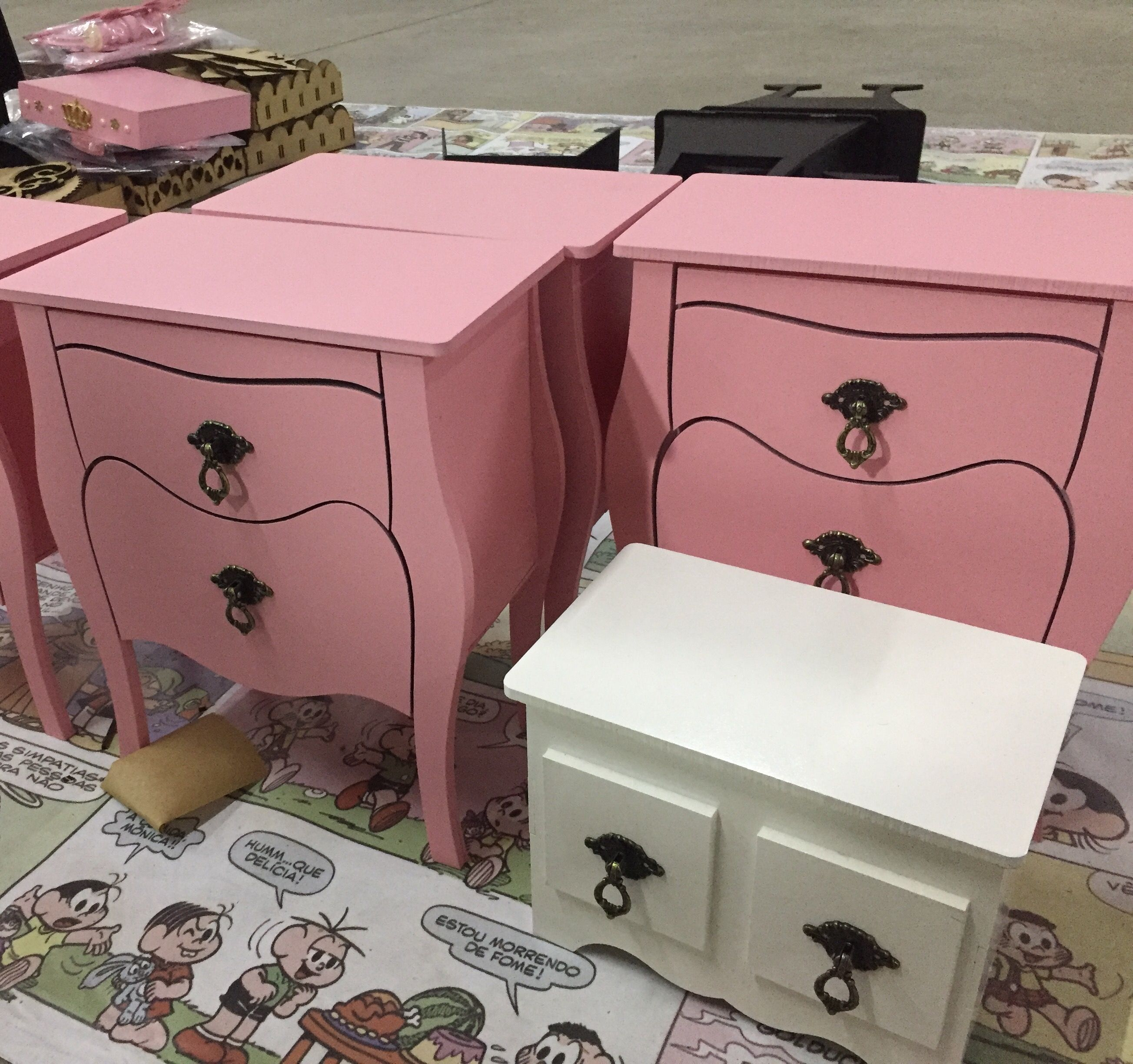 Mini móveis