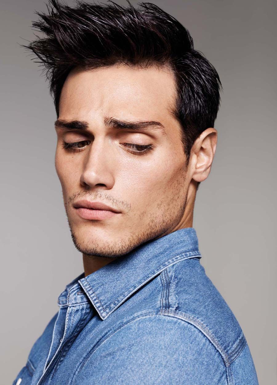 1000 Images About Coiffure Homme On Pinterest Coiffures Coupe