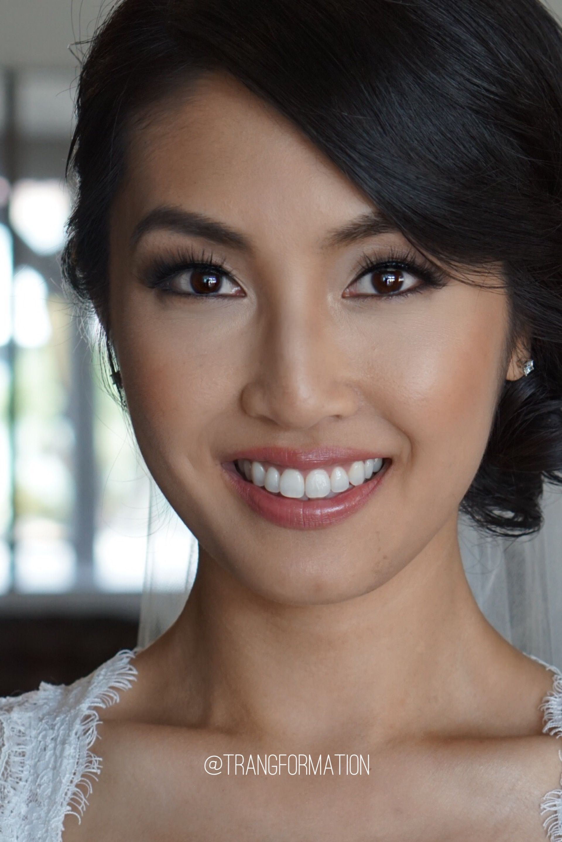 Makeup, bridal makeup, Asian makeup, natural makeup, OC