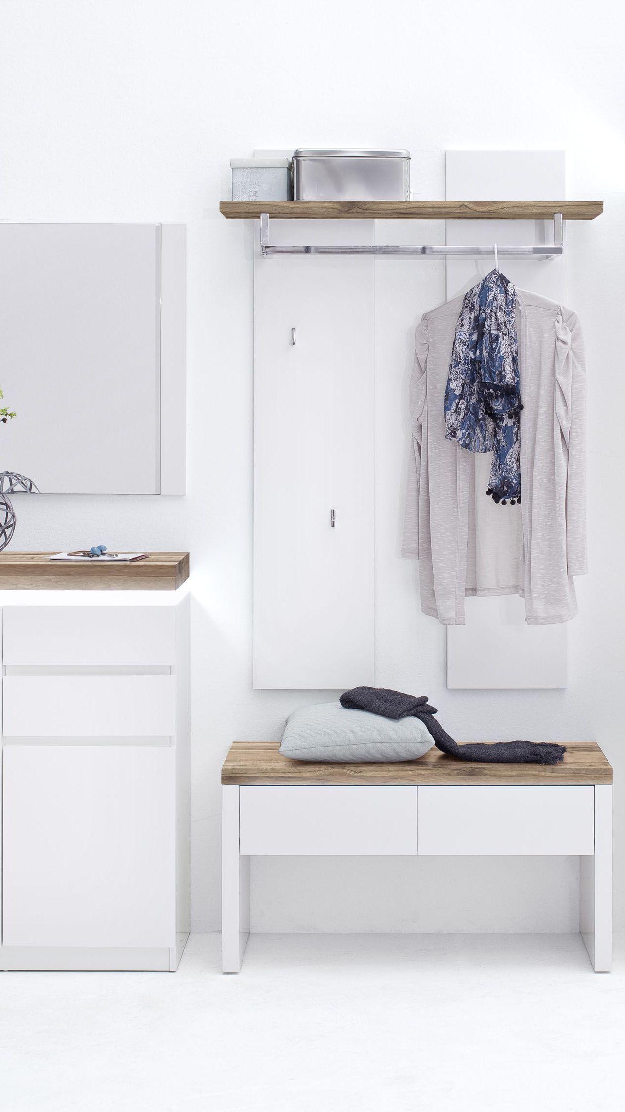 GarderobenSet Murio in 2020 Garderobe schuhschrank
