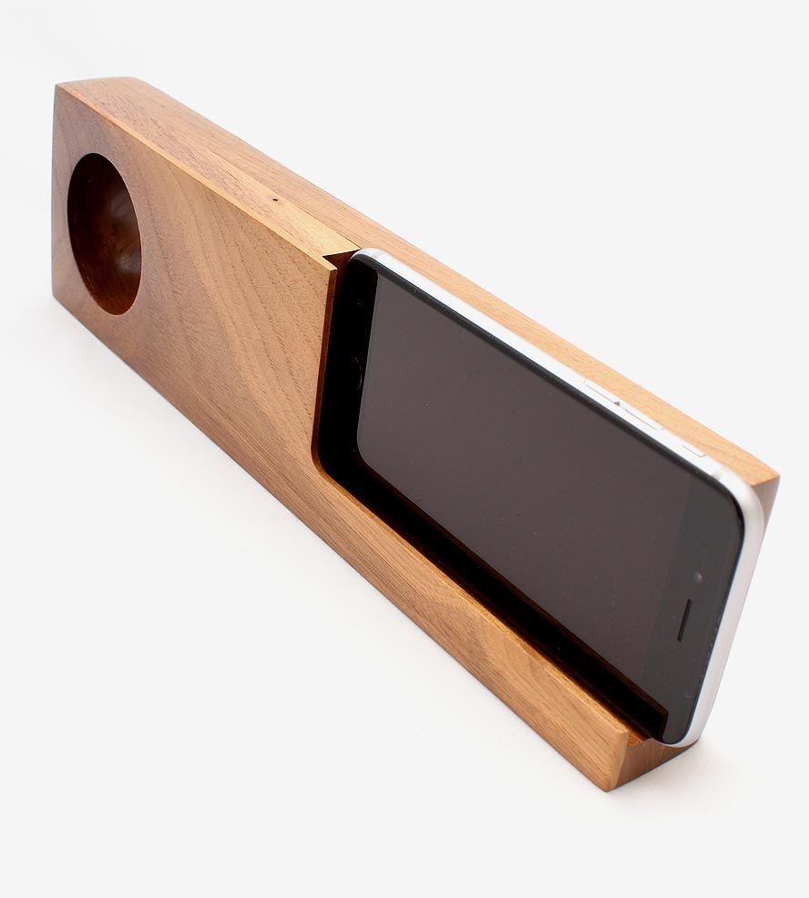 Wood-Acoustic-Phone-Amplifier-audio_2_0_IMG_1173.JPG (888×986) | Design Ideas | Pinterest ...
