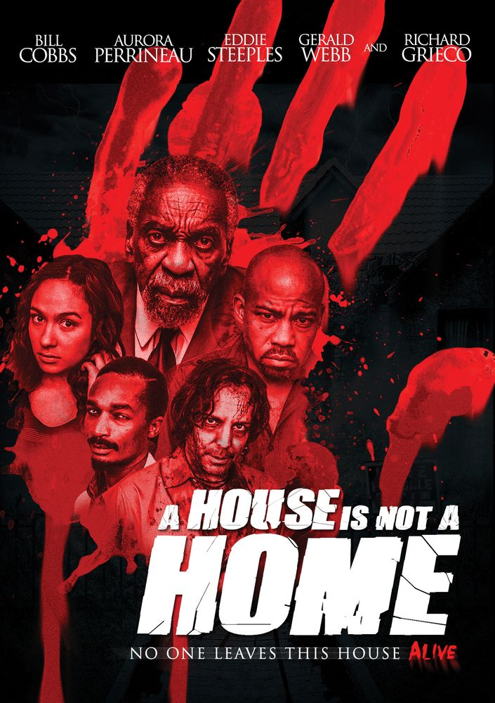 A House Is Not A Home Dvd 2013 Haunted House Film Thriller