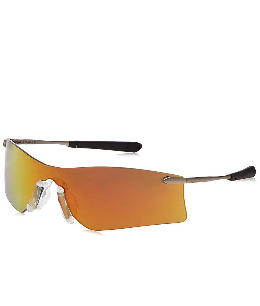 MCR SAFETY GLASSES RUBICON T411R FIRE MIRROR PROTECTION METAL 100% UV PAIR  NEW #MCRSafety