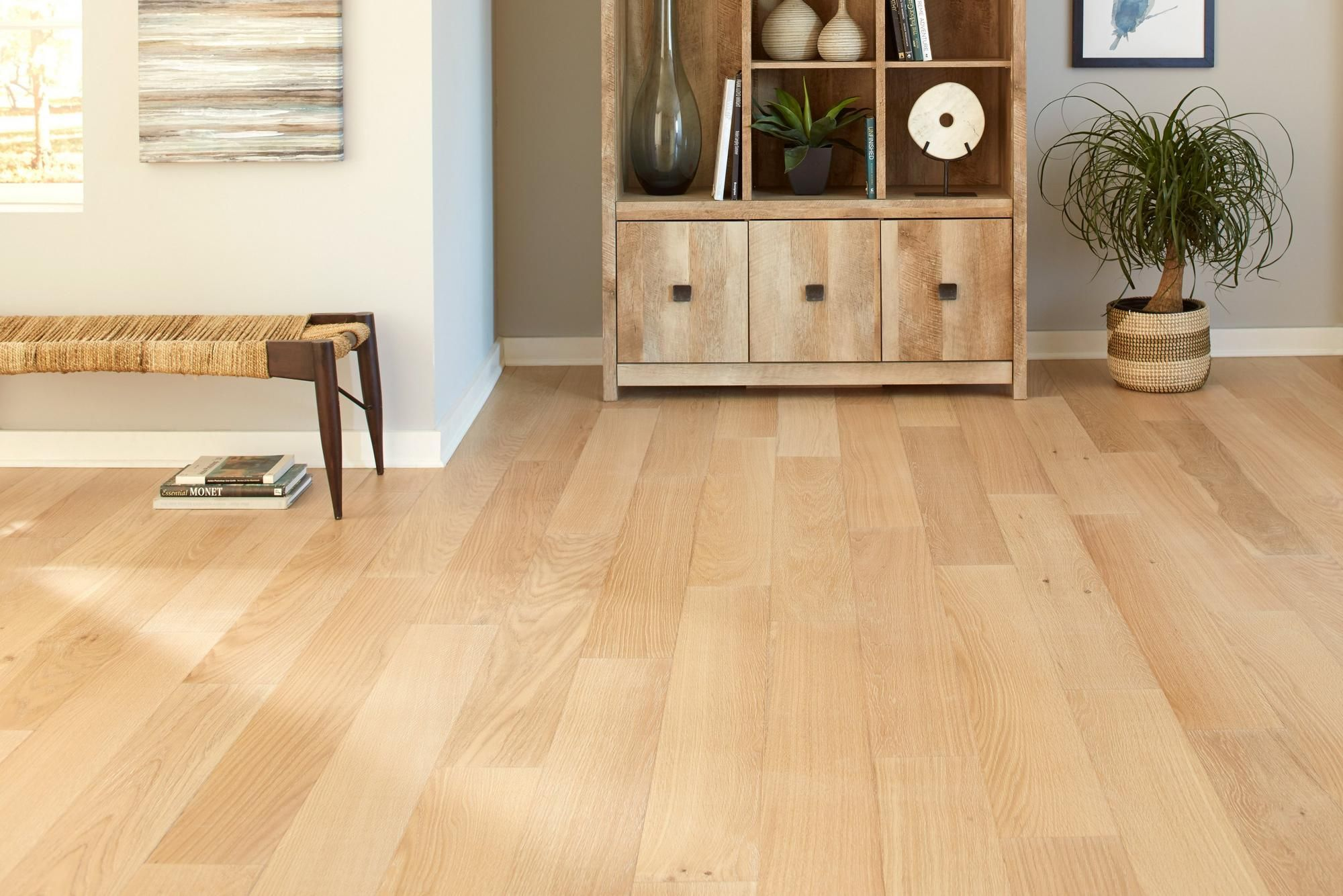 Ceruse Blonde Oak Wire Brushed Water Resistant Engineered Hardwood Engineered Hardwood Wood Floors Wide Plank Engineered Hardwood Flooring