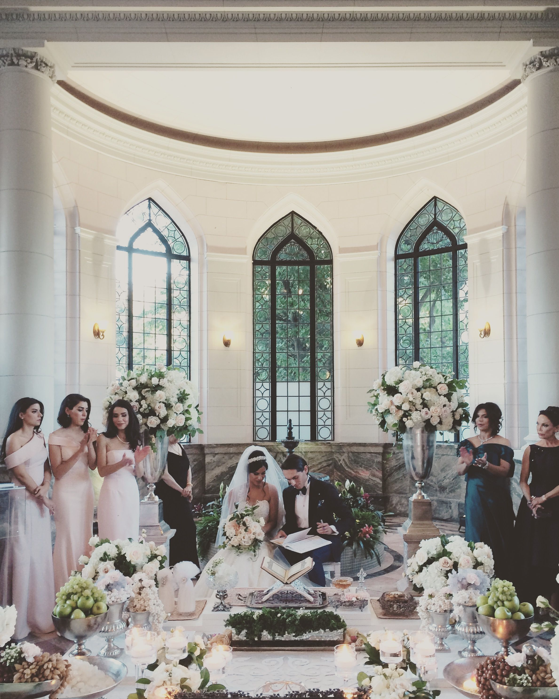 Bits And Blooms Inc. Sofreh Aghd Persian Wedding