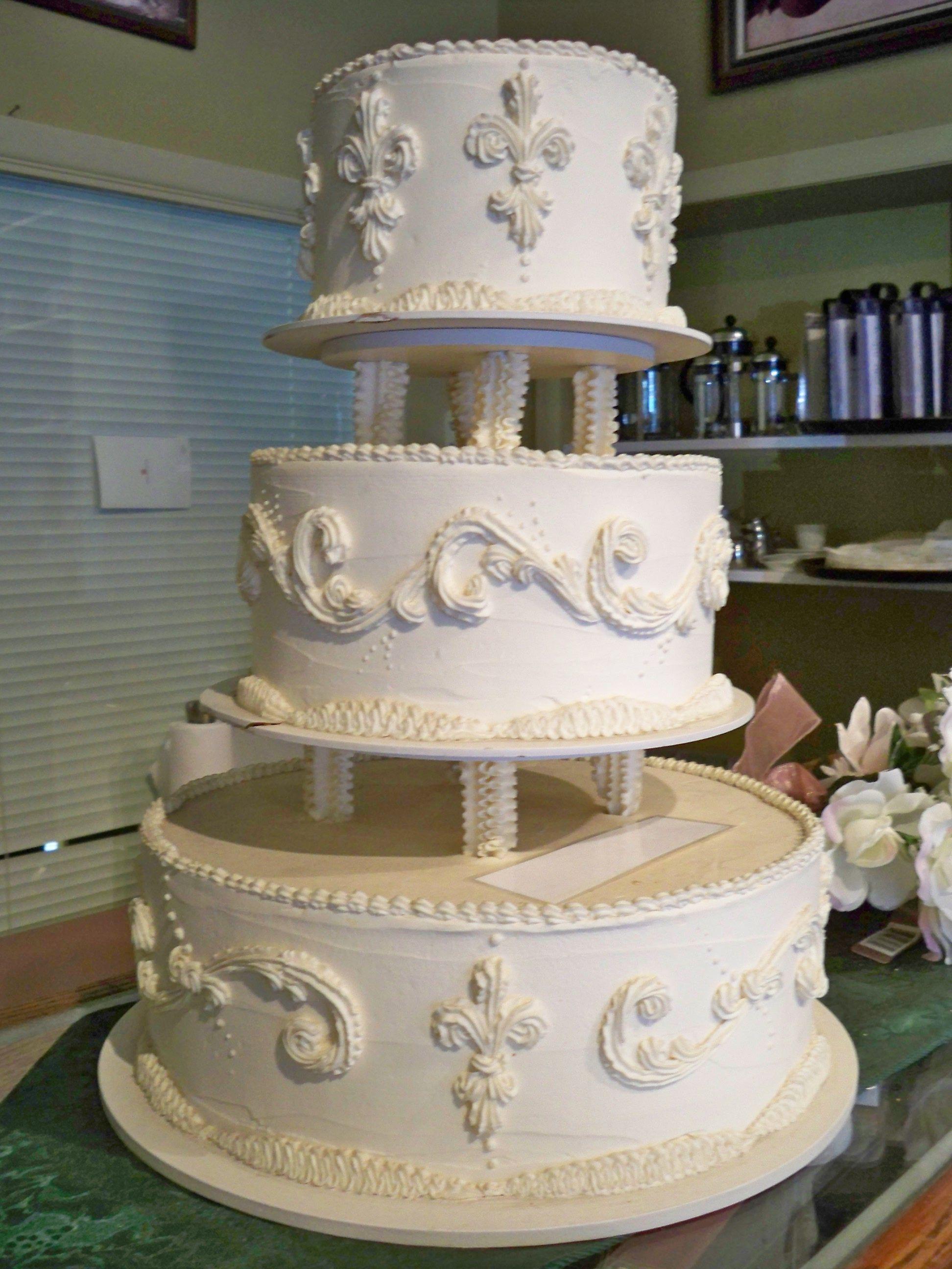 Jacivas Bakery Chocolate Portland Oregon Wedding Weddingcake