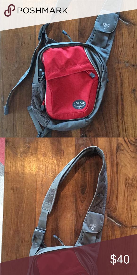 top design best online low priced Osprey Veer Vertical Shoulder Bag Osprey Veer Shoulder Bag in Wild ...