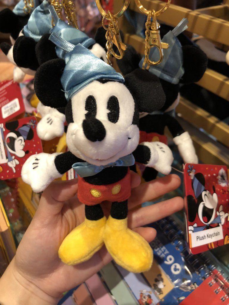 Authentic Hong Kong Disney Tsum Tsum Mickey Mouse 14th Anniversary Version