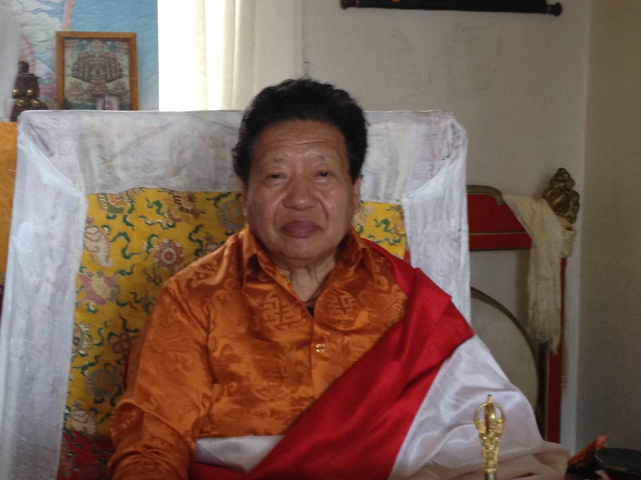 Akon Tulku Rinpoche