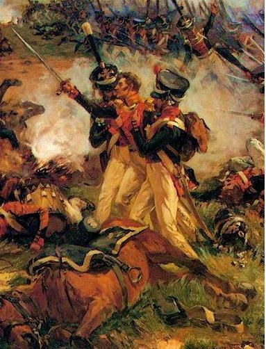 infatiguable grenadier de Napoleon