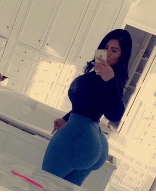 Latina With Phat Ass